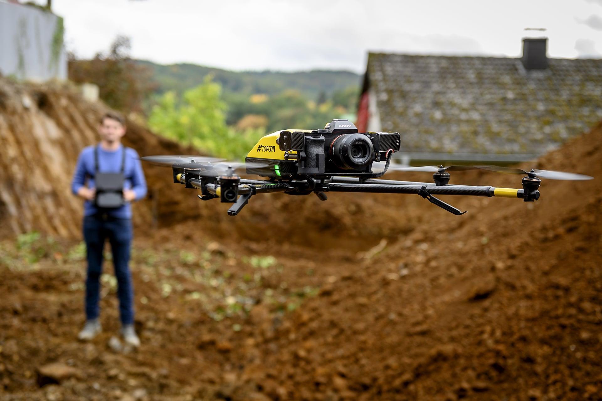 Drohne von Frank Balzer