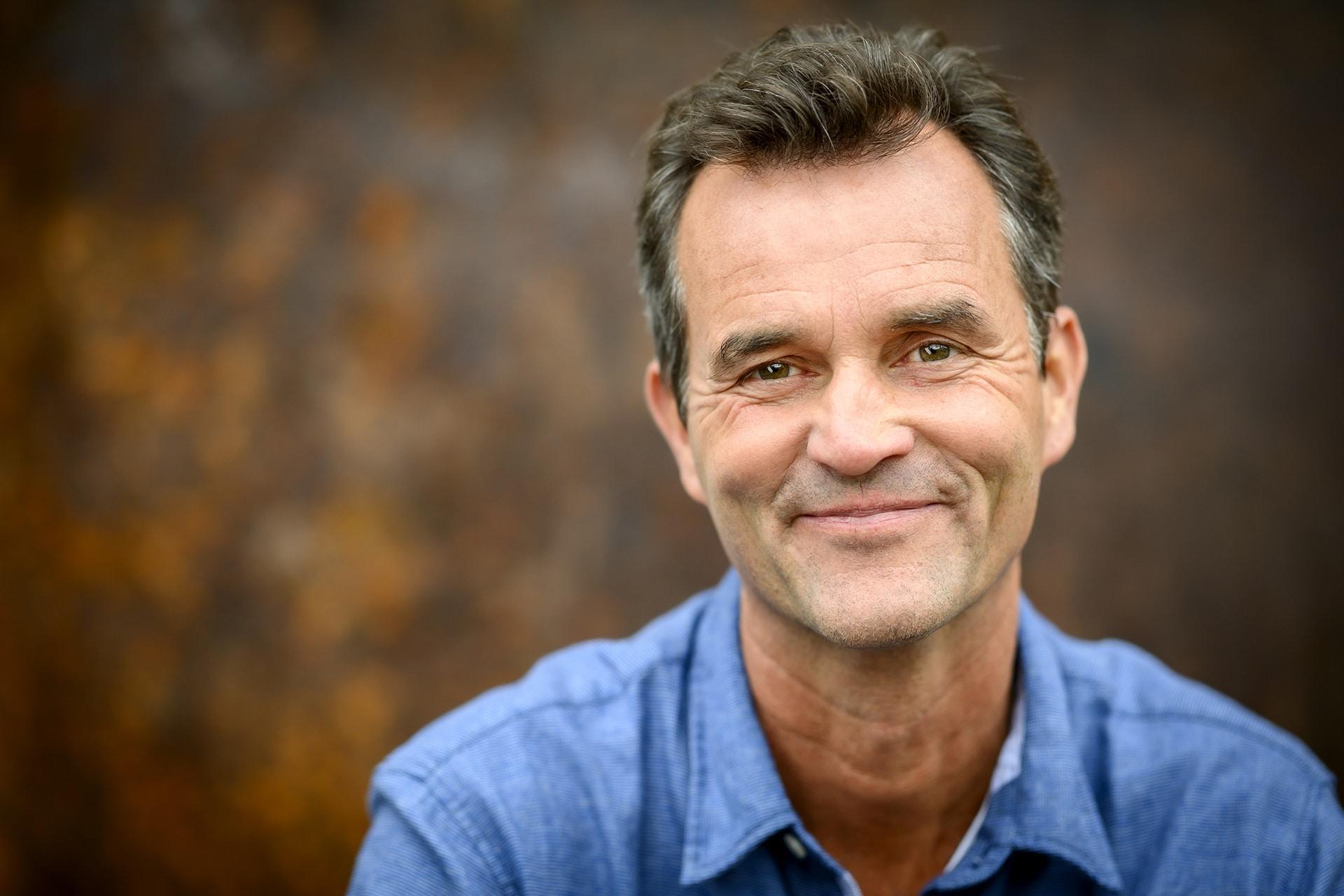 Volker Kranz, Inhaber von Baumrausch