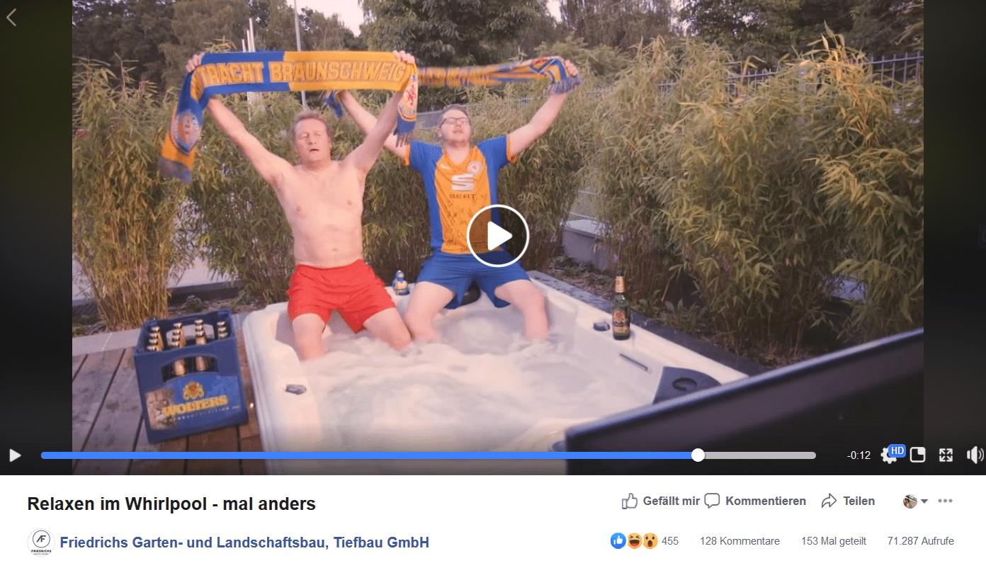 Whirpool-Video von Achim Friedrichs