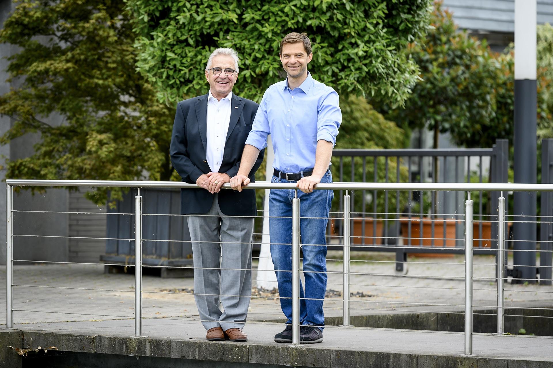 Werner und Benjamin Küsters
